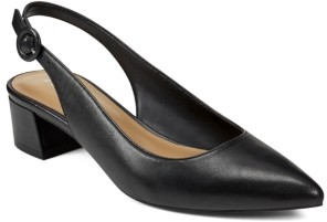 Aerosoles Grand Central Slingback Sandals Women's Shoes