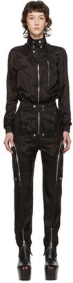 Rick Owens Black IES Bodybag Jumpsuit