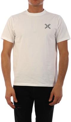 Kenzo T-shirt Logo White