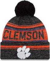 New Era Clemson Tigers Snow Dayz Knit Hat