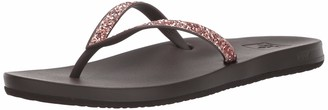 Reef Women's Cushion Stargazer Sandal