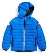 Canada Goose Boy's Canda Goose 'Sherwood' Hooded Packable Jacket