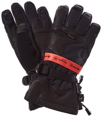 Spyder Prime Gtx Leather Gloves