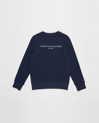 Tommy Hilfiger Essential Crew Neck Sweatshirt - Teens
