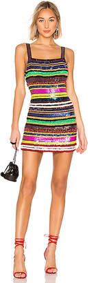 NBD X By X by Diane Embellished Mini Dress