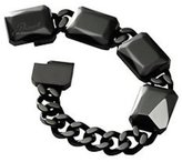 Diesel Women's Ion Plated S/Steel Link & Chain Bracelet DX0418 $120