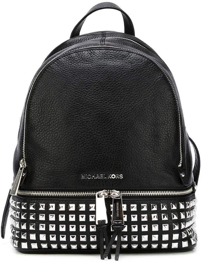 MICHAEL Michael Kors 'Rhea' studded backpack