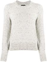 Isabel Marant crew neck knitted jumper