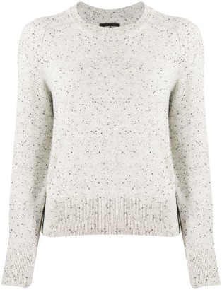 Isabel Marant crew neck knitted jumper