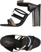 Grey Mer Sandals - Item 11201766