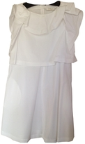 Chloé White Cotton Dress