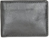 Patricia Nash Nash Men's Heritage Leather Double Billfold ID Wallet