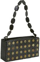 Global Elements Polka Dot Horn Handbag