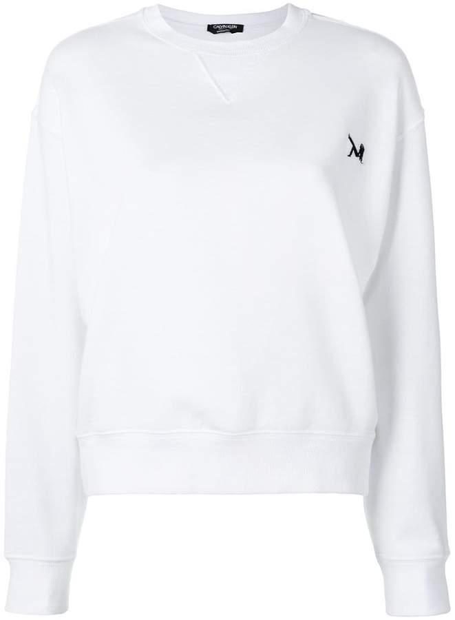Calvin Klein Brooke Shields sweatshirt