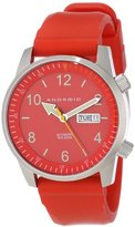 Android Men's AD267BRL Octopuz Automatic Red Dial Watch