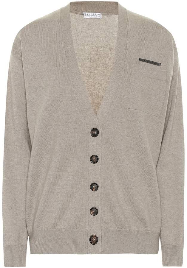 fc3a14f0b5 Cashmere cardigan