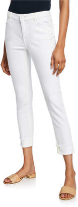 Escada Sport Mid-Rise Cropped Skinny Jeans