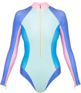 We Are Handsome Seaquest Long Sleeve Zipsuit