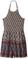 Pepe Jeans Girl's Dara Teen Printed Dress,(Manufacturer Size: XS)
