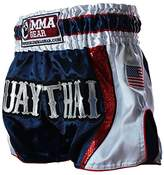 Premium MUAY THAI SHORTS handmade by World MMA Gear