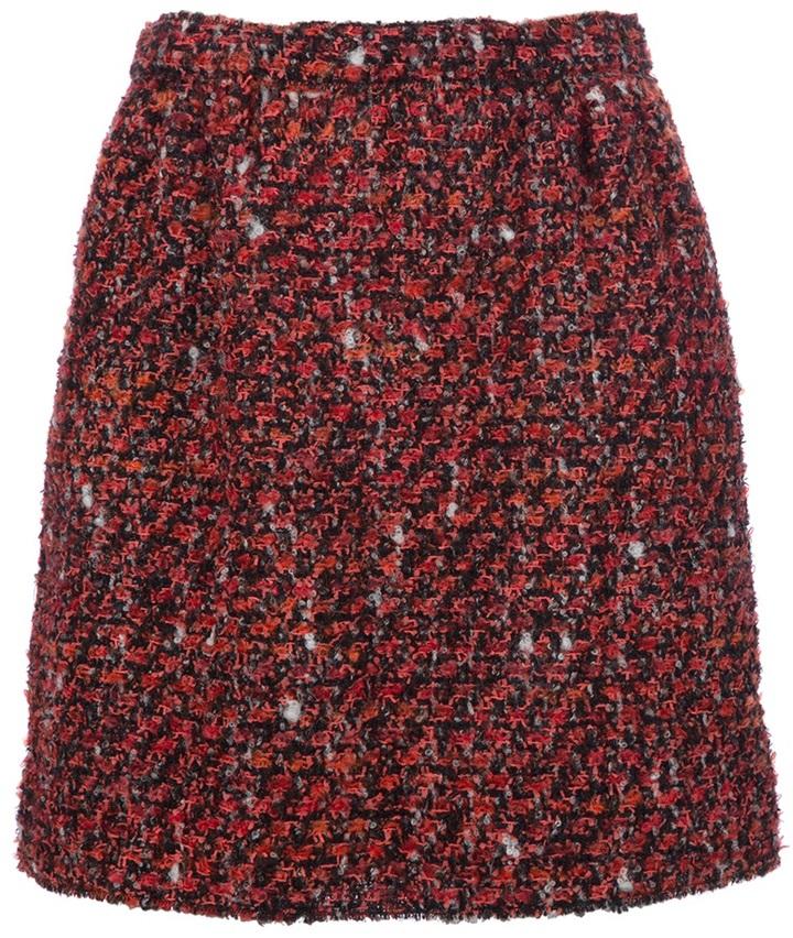 Dolce & Gabbana Knitted skirt