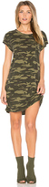 Sanctuary Camo T-shirt Dress in Army