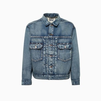 Levi's Levis Made And Crafted Over Trucker Jacket 21261