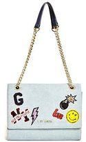G by Guess GByGUESS Women's Sara Denim Shoulder Bag