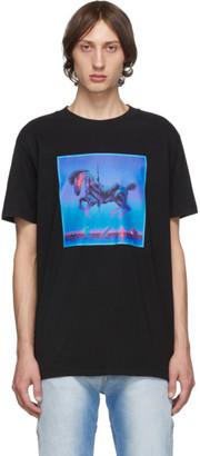 Marcelo Burlon County of Milan Black Horse T-Shirt