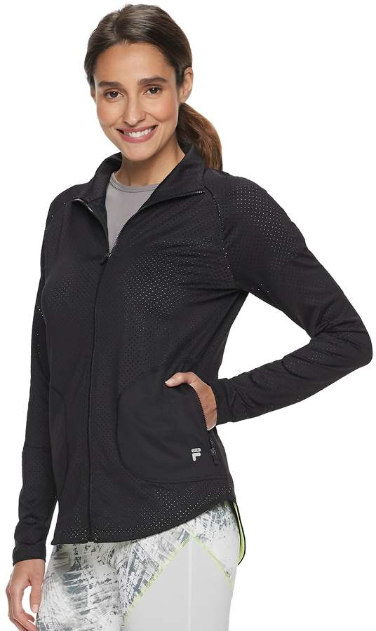 8f637201 Sport Women's SPORT Perforated Jacket