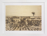 Minted Fanning Fields Art Print