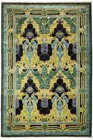 """Solo Rugs Arts and Crafts Area Rug, 4'1"""" x 5'10"""""""