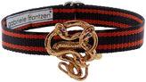 Gabriele Frantzen Black & Red Snake Candy Choker
