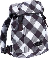 adidas by Stella McCartney Plaid Printed Nylon Backpack