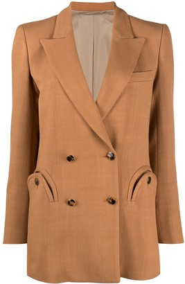 BLAZÉ MILANO Double-Breasted Blazer