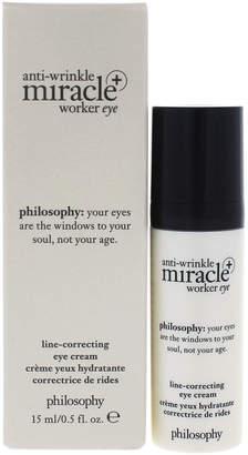 philosophy 0.5Oz Anti-Wrinkle Miracle Worker Eye Cream