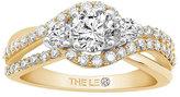 Leo Diamond 18ct Yellow Gold 1ct Diamond Ring