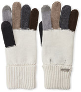 Steve Madden Color Block Boyfriend Touch Gloves