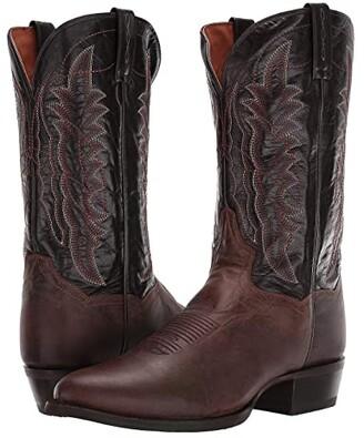 Dan Post Carr (Brass) Cowboy Boots