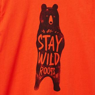 Roots Boys Animal T-shirt