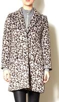 Pink Martini Leopard Print Jacket