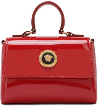 Versace Patent Leather Bag
