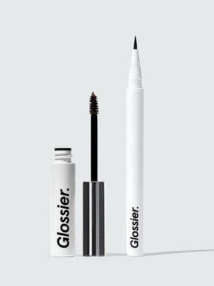 Glossier Boy Brow + Brow Flick Duo