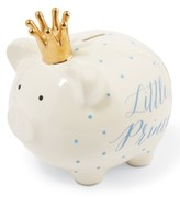 Mud Pie Little Royalty Piggy Bank
