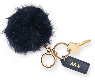 Mark And Graham Pom Pom Keychain