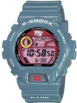 Casio Men's G-Shock GLX6900X-2 Grey Polyurethane Quartz Watch with Grey Dial