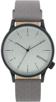 Komono Winston Concrete Watch