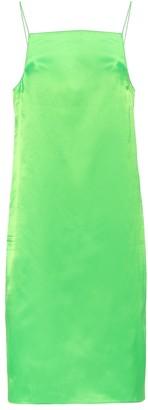 Kwaidan Editions Satin slip dress