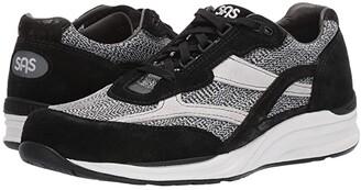 SAS Journey Mesh Lux (Char) Men's Shoes