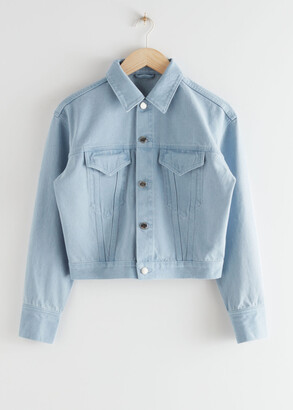 And other stories Classic Denim Jacket